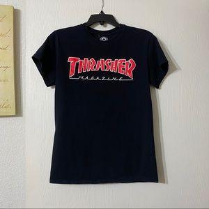 Thrasher Magazine Graphic T-Shirt Sz S